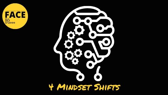 MINDSET SHIFTS: Turn That Frown Upside Down